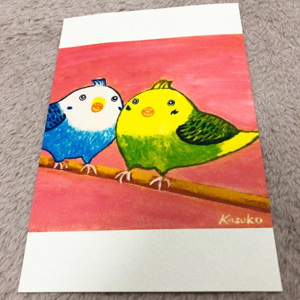 Kazukoさんの作品