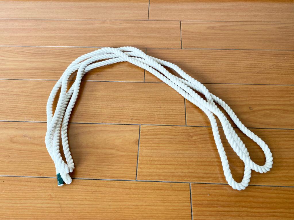 ロープ(3メートル分)