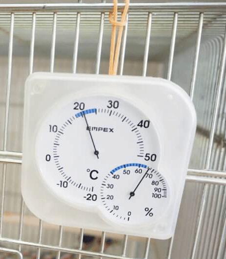 温度計(温湿度計)